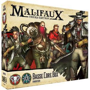 Wyrd Malifaux  Guild Basse Core Box - WYR23101 - 812152030671