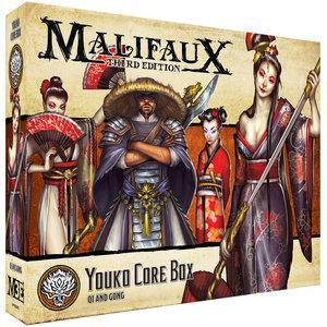 Wyrd Malifaux  Ten Thunders Youko Core Box - WYR23701 - 812152030565