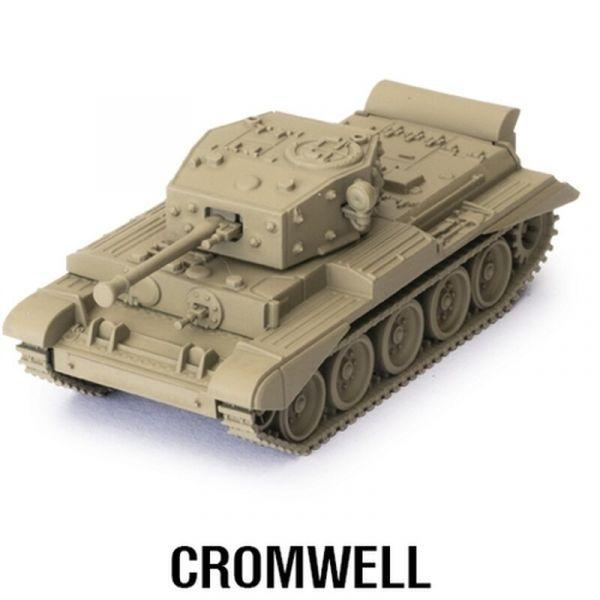 Gale Force Nine World of Tanks: Miniature Game  SALE! World of Tanks Expansion - British Cromwell - WOT09 - 9781947494299