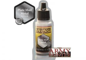 The Army Painter   Warpaint Warpaint - Plate Mail Metal - APWP1130 - 2561130111113