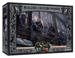 Cool Mini or Not A Song of Ice and Fire  Night's Watch A Song of Ice and Fire: Night's Watch Builder Crossbowmen - CMNSIF304 - 889696009395