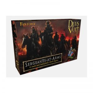 Fireforge Games   Medieval Era Sergeants-at-Arms - FF007 - 2656610006956
