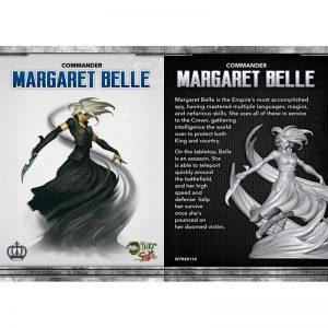 Wyrd The Other Side  King's Empire Margaret Belle - WYR40110 - 812152030138
