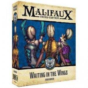 Wyrd Malifaux  Arcanists Waiting in the Wings - WYR23305 - 812152031968
