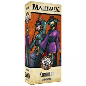 Wyrd Malifaux  Ten Thunders Kunoichi - WYR23703 - 812152031401