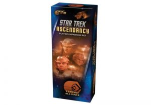 Gale Force Nine Star Trek: Ascendancy  Star Trek Ascendancy Star Trek Ascendancy: Ferengi Alliance Expansion - ST003 - 9781940825939
