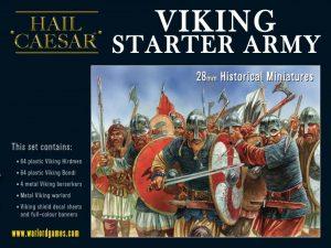 Warlord Games Hail Caesar  SALE! Viking Starter Army - 109913103 - 5060393709916