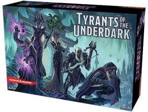 Battlefront Dungeons & Dragons  D&D Extras D&D: Tyrants of the Underdark - GFN74001 - 9781940825854