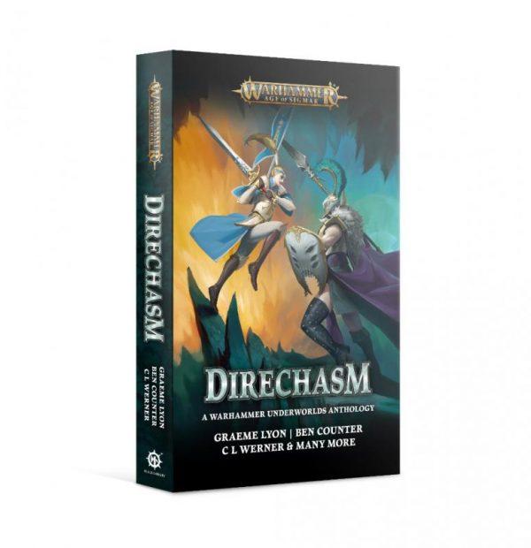 Games Workshop   Age of Sigmar Books Direchasm (paperback) - 60100281296 - 9781789998030