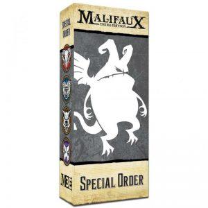 Wyrd Malifaux  Arcanists Elijah Borgmann & Firebranded Special Order - WYR23302-SO - INT-38063
