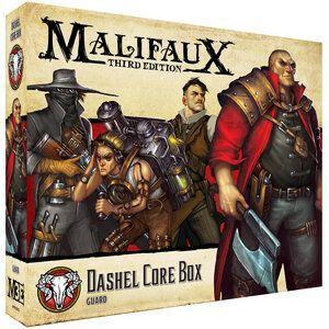 Wyrd Malifaux  Guild Dashel Core Box - WYR23103 - 812152032361