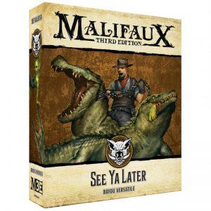 Wyrd Malifaux  Bayou See Ya Later - WYR23627 - 812152031692