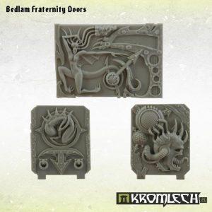 Kromlech   Vehicles & Vehicle Parts Bedlam Fraternity Doors - KRVB018 - 5902216113015