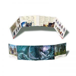 Gale Force Nine Dungeons & Dragons  D&D Extras D&D: Horde of The Dragon Queen Dungeon Master Screen - GFN73701 - 9420020226302