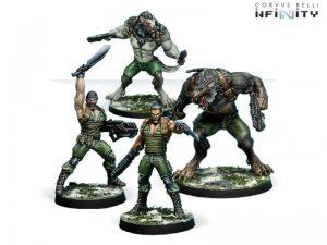 Corvus Belli Infinity  Ariadna Dog Warriors - 280169-0497 - 2801690004976