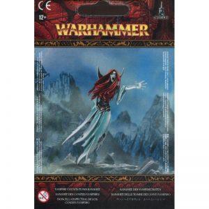 Games Workshop Age of Sigmar  Legions of Nagash Tomb Banshee - 99070207003 - 5011921025336