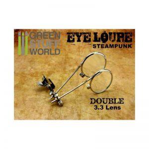 Green Stuff World   Costume & Cosplay EYE LOUPE - Double Lens - 8436554361571ES - 8436554361571