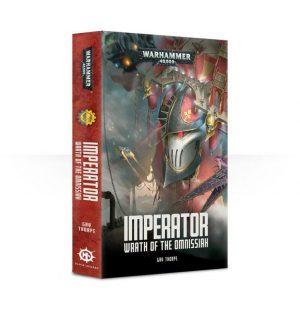Games Workshop   Warhammer 40000 Books Imperator: Wrath of the Omnissiah (softback) - 60100181626 - 9781784967789