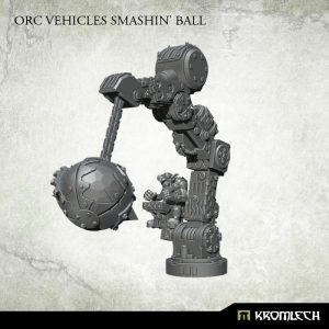 Kromlech   Orc Conversion Parts Orc Vehicles Smashin' Ball (1) - KRVB059 - 5902216117440