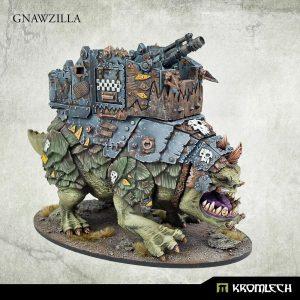 Kromlech   Orc Model Kits Gnawzilla (1) - KRM157 - 5908291070816