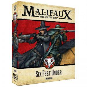Wyrd Malifaux  Guild Six Feet Under - WYR23115 - 812152031494