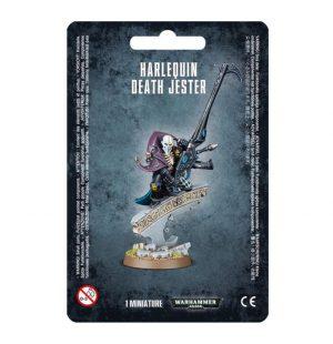 Games Workshop Warhammer 40,000  Harlequins Harlequin Death Jester - 99070111001 - 5011921057085