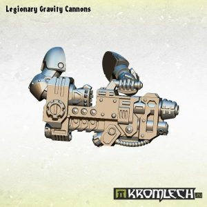 Kromlech   Legionary Conversion Parts Legionary Gravity Cannon (3) - KRCB145 - 5902216113305