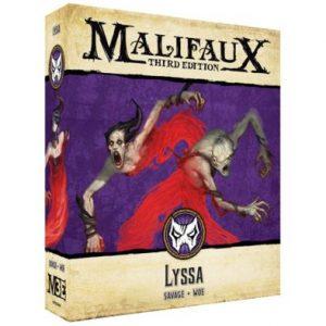 Wyrd Malifaux  Neverborn Neverborn Lyssa - WYR23409 - 812152032507