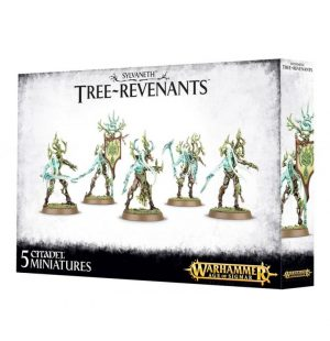 Games Workshop Age of Sigmar  Sylvaneth Sylvaneth Spite-Revenants / Tree-Revenants - 99120204016 - 5011921073672