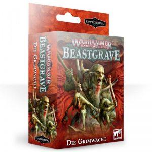 Games Workshop Warhammer Underworlds  Warhammer Underworlds Warhammer Underworlds: Beastgrave – die Grimwacht - 04120707002 - 5011921124626