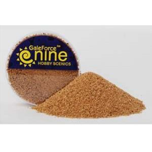 Gale Force Nine   Sand & Flock Hobby Round: Super Fine Basing Grit - GFS018 - 9420020217461