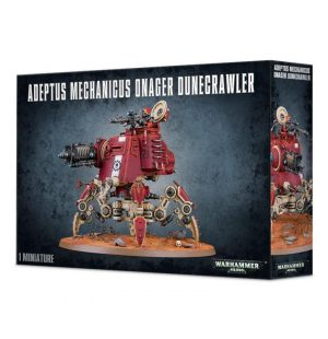 Games Workshop Warhammer 40,000  Adeptus Mechanicus Adeptus Mechanicus Onager Dunecrawler - 99120116030 - 5011921155897