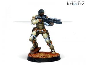 Corvus Belli Infinity  Haqqislam Haqqislam Namurr Active Response Unit (Spitfire) - 281407-0816 - 2814070008167
