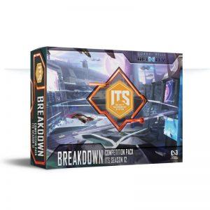 Corvus Belli Infinity  Infinity Essentials Competition Pack ITS Season 12: Breakdown - T0001-SEASON12 - 101010000018