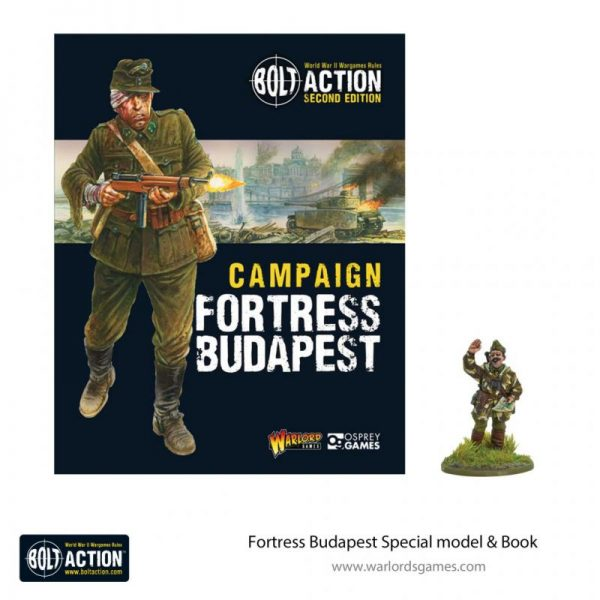 Warlord Games Bolt Action  Germany (BA) Bolt Action Campaign: Fortress Budapest - 409917401 -