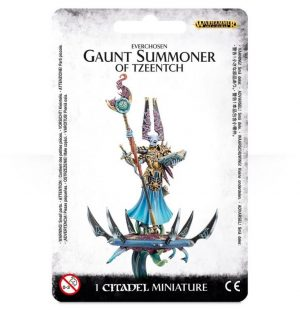 Games Workshop (Direct) Age of Sigmar  Age of Sigmar Direct Orders Gaunt Summoner on Disc of Tzeentch - 99070201014 - 5011921066803