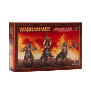 Games Workshop (Direct) Age of Sigmar  Age of Sigmar Direct Orders Dragon Ogors - 99120201018 - 5011921043088