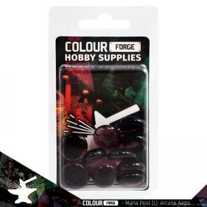The Colour Forge   Glass Gems Mana Pool: Arcane Aegis (large) - TCF-MP-0225 - 5060843100225
