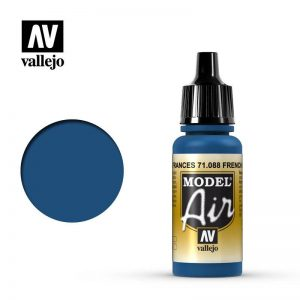 Vallejo   Model Air Model Air: French Blue - VAL088 - 8429551710886