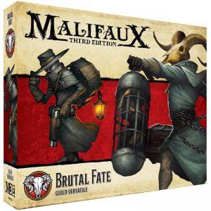 Wyrd Malifaux  Guild Brutal Fate - WYR23124 - 812152030756