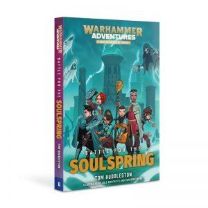 Games Workshop   Age of Sigmar Books Realm Quest: Battle for the Soulspring (paperback) - 60100281288 - 9781789990690