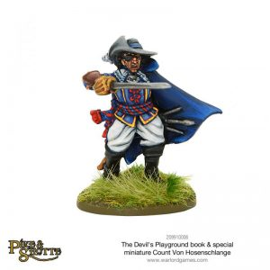 Warlord Games Pike & Shotte  SALE! Pike & Shotte: The Devil's Playground - WGP-002 - 9780992661618