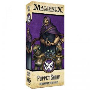 Wyrd Malifaux  Neverborn Puppet Show - WYR23428 - 812152032248