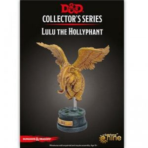 Gale Force Nine Dungeons & Dragons  D&D Miniatures D&D: Lulu the Hollyphant - GFN71097 - 9420020248755