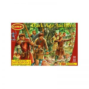 Gripping Beast SAGA  SAGA Dark Age Archers - GBP13 -
