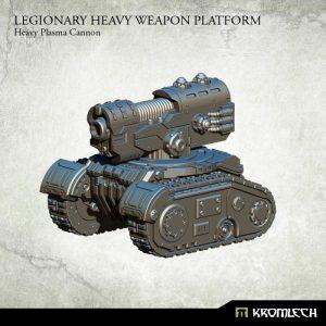 Kromlech   Legionary Model Kits Legionary Heavy Weapon Platform: Heavy Plasma Cannon (1) - KRM113 - 5902216114425