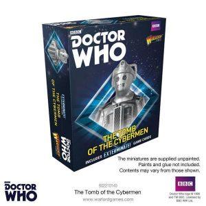 Warlord Games Doctor Who  Doctor Who Doctor Who: The Tomb of the Cybermen - 602210140 - 5060393709312