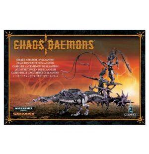 Games Workshop (Direct) Warhammer 40,000  Age of Sigmar Direct Orders Seeker Chariot of Slaanesh - 99129915012 - 5011921032686