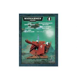 Games Workshop (Direct) Warhammer 40,000  Craftworlds Eldar Craftworlds Eldar Support Weapon Platform - 99120104028 - 5011921018833
