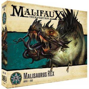 Wyrd Malifaux  The Explorer's Society Explorer's Society Malisaurus Rex - WYR23803 - 812152032958